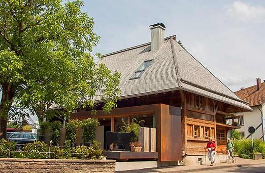 Banksches Haus in Kirchzarten