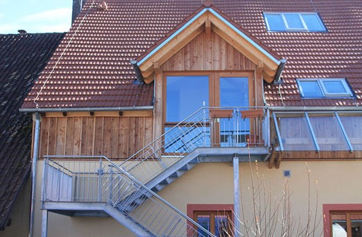 Sutter - Gutshofscheunen in Umkirch