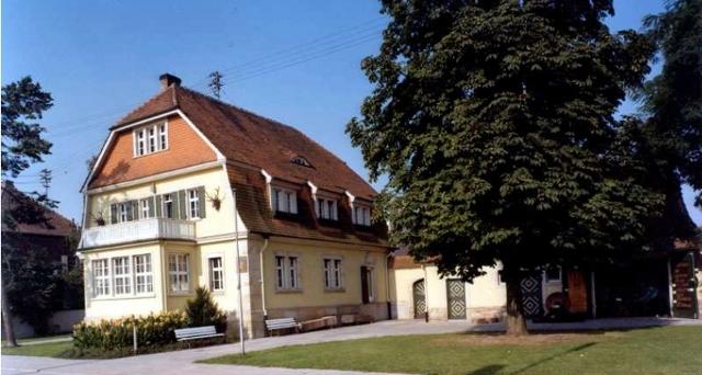 Heimatmuseum Viernheim Aussenansicht